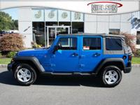 THIS WRANGLER UNLIMITED IS CERTIFIED! CARFAX ONE OWNER!