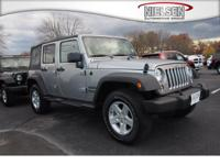 Introducing the 2016 Jeep Wrangler Unlimited! An