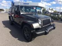 * 3.6 LITER 6 Cylinder engine * * 2016 ** Jeep * *
