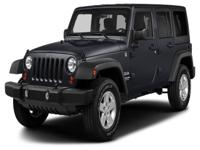 Options:  2016 Jeep Wrangler Unlimited Sport|This Is A