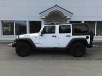 New Price! Certified. CARFAX One-Owner. WILLYs JEEP