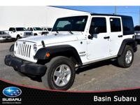 Introducing the 2016 Jeep Wrangler Unlimited! Go