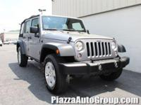 How would you like cruising off in this great 2016 Jeep