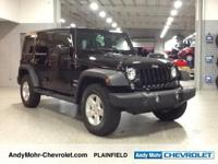 New Price! Jeep Wrangler Clean CARFAX. CARFAX