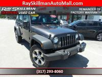Sport trim. GREAT MILES 18,201! Heated Leather Seats,