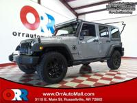 Superb Condition, LOW MILES - 13,337! Willys Wheeler