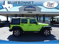 Jeep Certified, CARFAX 1-Owner, ONLY 6,113 Miles!