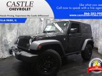 LOOKING TO HAVE AN OFF-ROAD ADVENTURE!?! CASTLE HAS THE