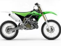 I currently have a 2016 KX 250 in stock and on sale. We