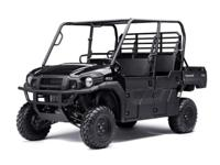 (562) 945-3494 KAF820AGFL The Mule PRO-FXT Side x Side