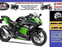 (908) 386-4148 ext.1223 2016 Kawasaki Ninja 300 ABS KRT