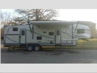 For sale is my 2016 5th wheel camper with bunkhouse and