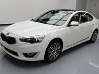 This awesome 2016 Kia Cadenza comes loaded with the