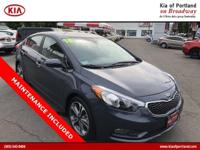 Come see this 2016 Kia Forte EX. Its Automatic