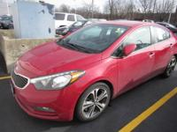 2016 Kia Forte EX CLEAN CARFAX, ONE OWNER, EXCELLENT