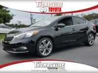 Check out this 2016 Kia Forte EX. Its Automatic