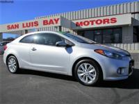 Options:  2016 Kia Forte Ex Koup|For More Information