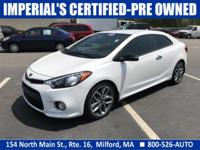 GREAT MILES 9,440! 12,000 Mile Warranty CARFAX 1-Owner.
