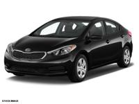 Make sure to get your hands on this 2016 Kia Forte LX