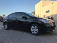 CARFAX 1-Owner! This 2016 Kia Forte LX, has a great