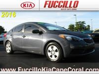 Check out this gently-used 2016 Kia Forte we recently
