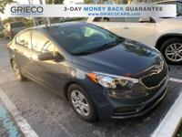 Recent Arrival! *Carfax Accident Free*. 2016 Kia Forte