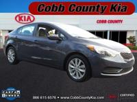 !! KIA CERTIFIED CLICK ON VIDEO FOR SPECIALS !!, !! ONE