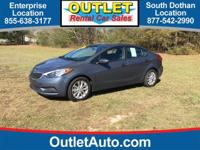 Looking for a clean, well-cared for 2016 Kia Forte?