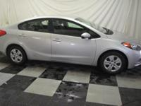 Kia Certified, GREAT MILES 13,190! WAS $15,991, $1,400