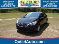 Contact Outlet Rental Car Sales today for information