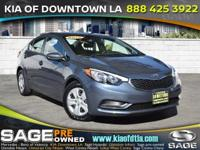 Introducing the 2016 Kia Forte! Providing great