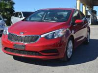 CARFAX 1-Owner, ONLY 14,001 Miles! Crimson Red Metallic