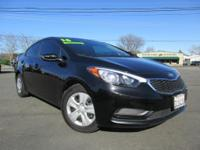 Options:  2016 Kia Forte Lx|1.8L I4 16V|6-Speed