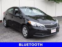 2016 Kia Forte LX CLEAN CARFAX, ONE OWNER, EXCELLENT