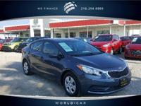 CARFAX 1-Owner, LOW MILES - 19,650! LX trim. EPA 39 MPG