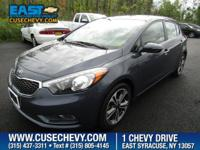 Come see this 2016 Kia Forte 5-Door EX. Its Automatic