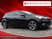 Coming back for 2016 is the Kia Forte5. It is peppy,