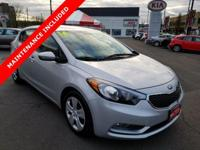 Look at this 2016 Kia Forte 5-Door LX. Its Automatic