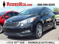 This 2016 Kia FORTE 5-DOOR LX  will sell fast!! *Backup