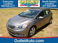 Check out this gently-used 2016 Kia Forte 5-Door we
