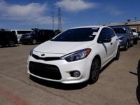 Certified. Chrome 2016 Kia Forte SX FWD 6-Speed
