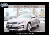 2016 Kia Optima EX! -First year of the newer body style