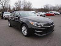 2016 Kia Optima EX Black New Price! 12-Way Power