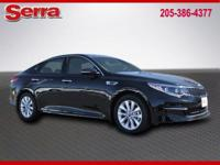 Ebony Black 2016 Kia Optima EX FWD 6-Speed Automatic