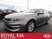 This 2016 Kia OPTIMA EX will sell fast!! SAVE MONEY AT