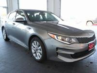 Options:  2016 Kia Optima Ex|Silver|Gray. Attention!!!