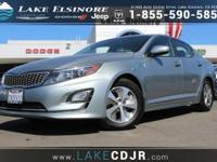 Check out this gently-used 2016 Kia Optima Hybrid we