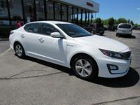 Thru our Shop and ready for You! This 2016 Optima