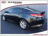 CARFAX One-Owner. Clean CARFAX. Aurora Black 2016 Kia
