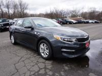 2016 Kia Optima LX Moss Gray Back up camera, Bluetooth,